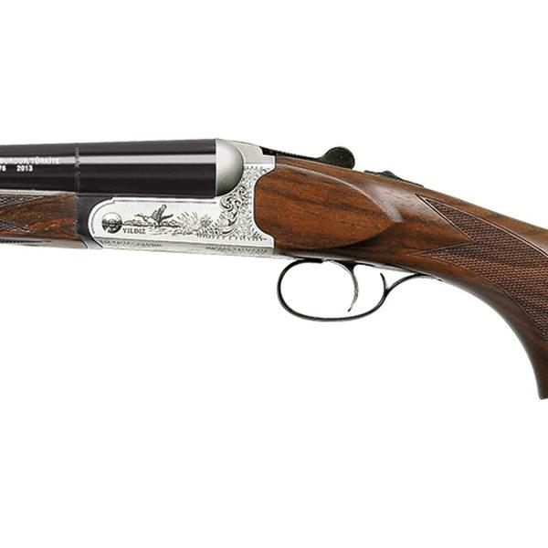 Ружье двухствольное горизонтальное Yildiz S/S Shot Elegant A3T, 71 см, 12 калибр